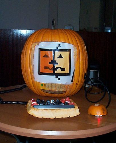 mac pumpkin