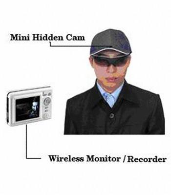 Small Hidden Cameras