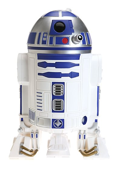 r2d2 star wars collectible trash can
