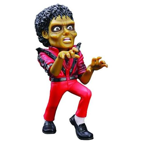 michael jackson thriller action figure