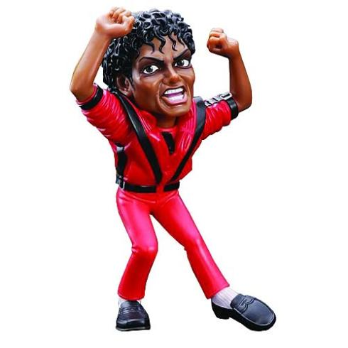 michael jackson thriller action figures