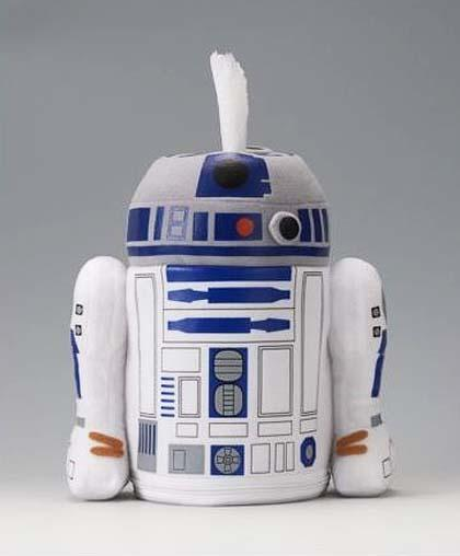 star wars r2d2 tilet paper dispenser