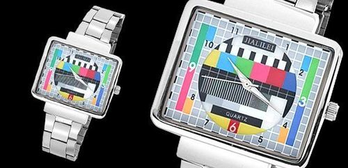 cool tv error watch design