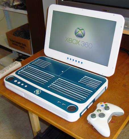xbox 360 laptop mod