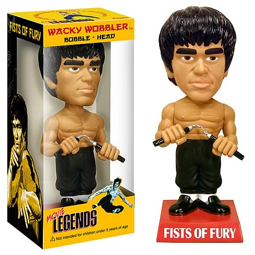 cool bruce lee action figure