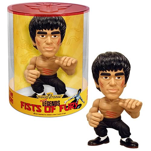 cool bruce lee bobblehead