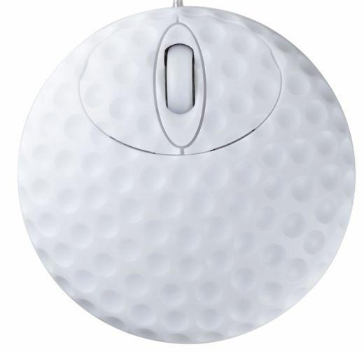 golf ball mouse