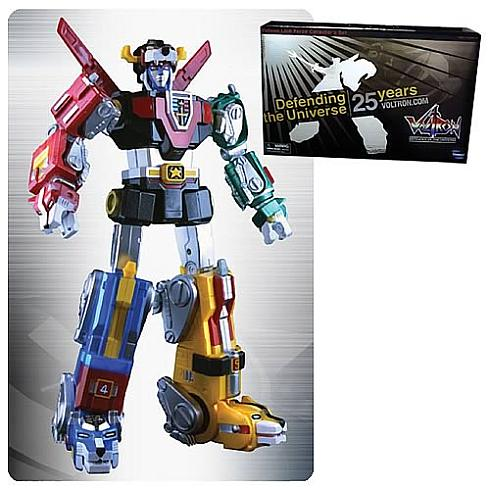 cool voltron robot figure action figure