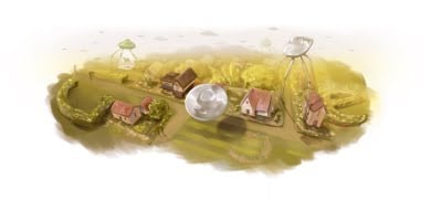 hg wells war of the worlds google doodle