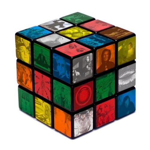 new stanley kubrick rubik's cube