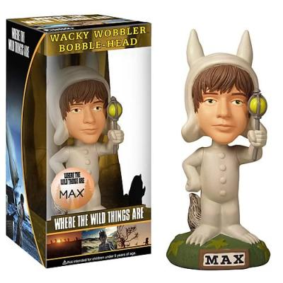 max where the wild things are bobble head