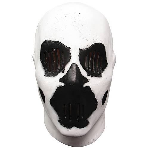 watchmen rorschach face mask