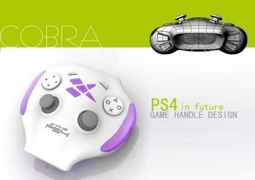 ps4 controller concept