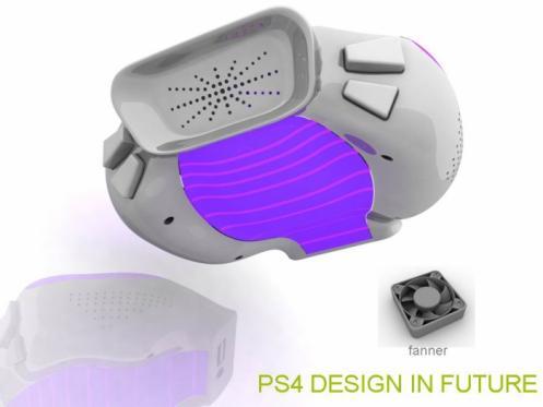 ps4 controller design