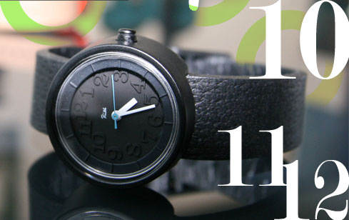 riki watches design