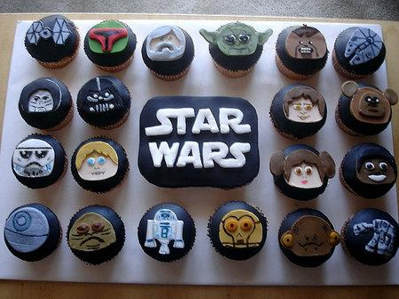 Star Wars Cupcakes, Video Game Bags, Conan O'Brien [Random Roundup]