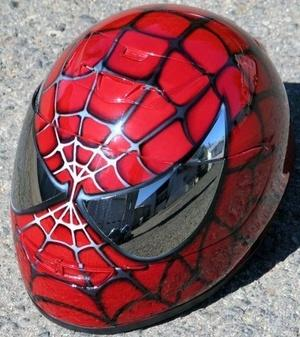 Motorcycle Helmets Design