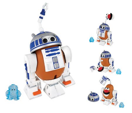 Artoo Potatoo Mr. Potato Head(2)