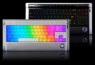 Luxeed U5 Dynamic Pixel LED Keyboard 1 The Colorful Luxeed U5 Dynamic Pixel LED Keyboard