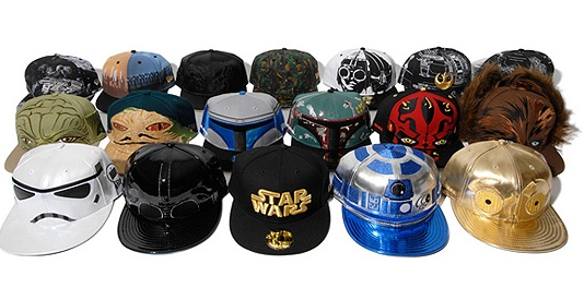 Star Wars Caps(1)