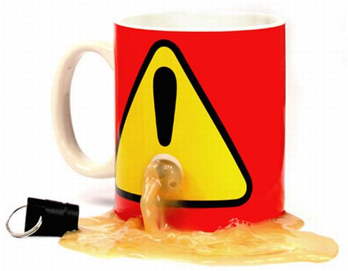 anti theft plug mug 16 Anti Theft Gadgets and Designs to Deter Thieves