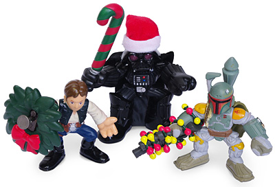 cool star wars character ornament