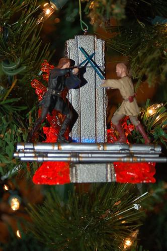 star wars action ornament