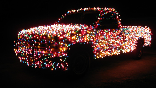 The Christmas Truck