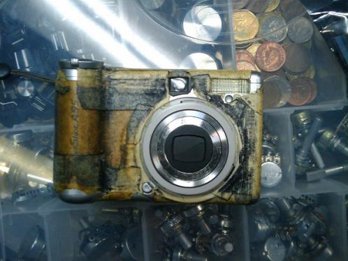 ugly digital camera 16 Anti Theft Gadgets and Designs to Deter Thieves