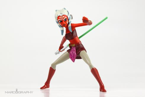 weapons ahsoka tano ornament