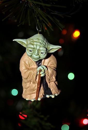 yoda ornament