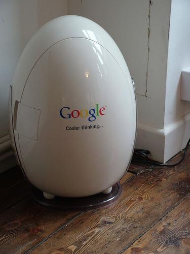 google egg fridge