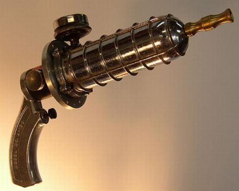 gun steampunk