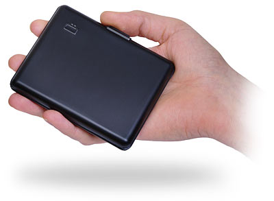 aluminum case wallet