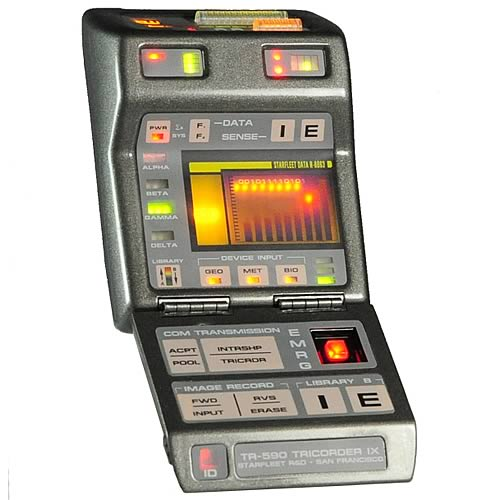 star trek tricorder gadget