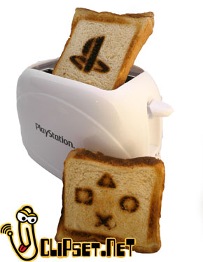 playstation toast
