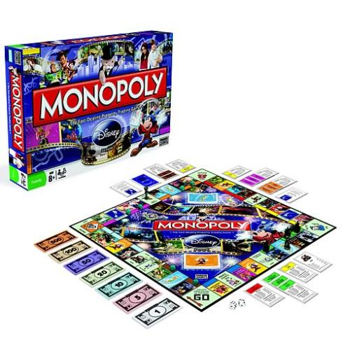 Monopoly Board Game. a penchant for oard games