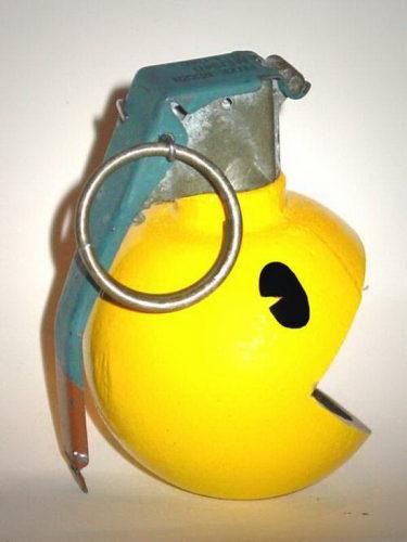 Packman grenade