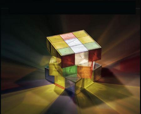 Los diseños mas raros de Cubos Rubik