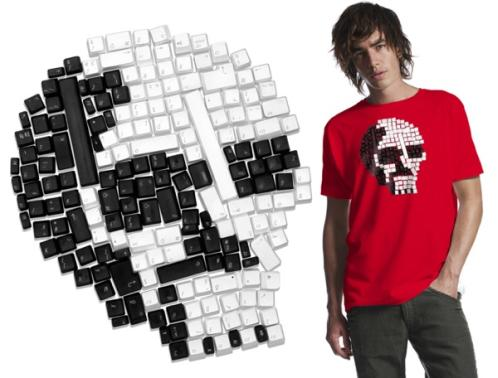 3 mac-keyboard-skull-shirt