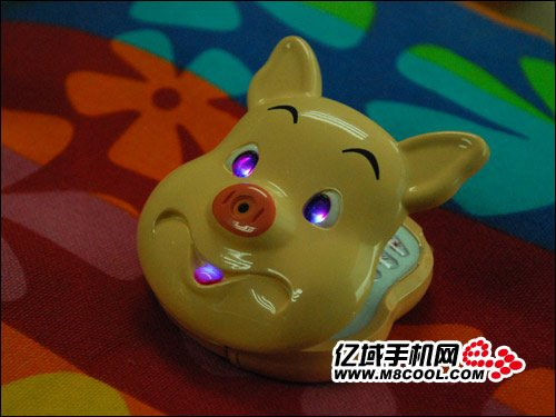 Piggy Pooh Phone A Winnie The Pooh Phone That Resembles A Piggy's Face