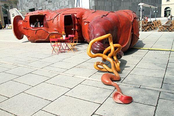 vienna museum quarters rectum bar