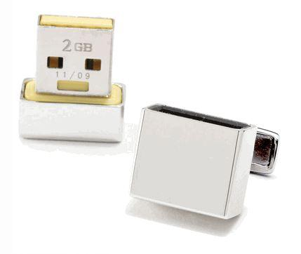 Be Trendy in a Geeky Way with USB Cuff Links (3)