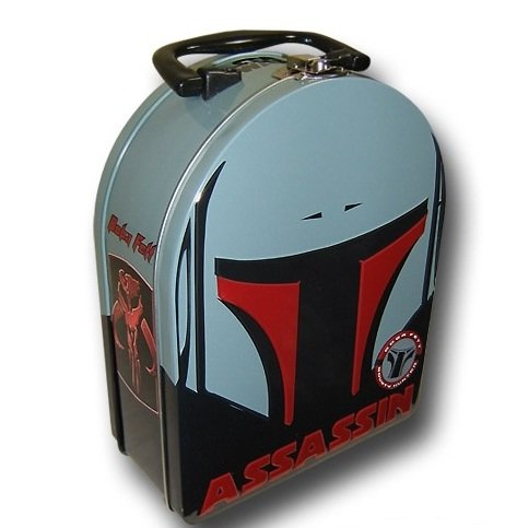 boba fett lunch box geek