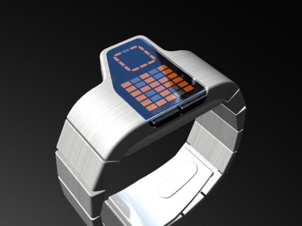 tokyoflash gridlock concept watch
