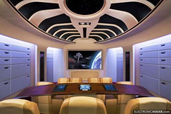 2 star trek theater