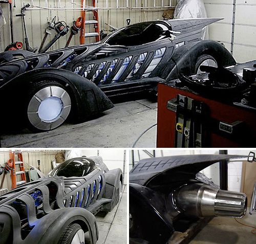 batman forever batmobile image diy