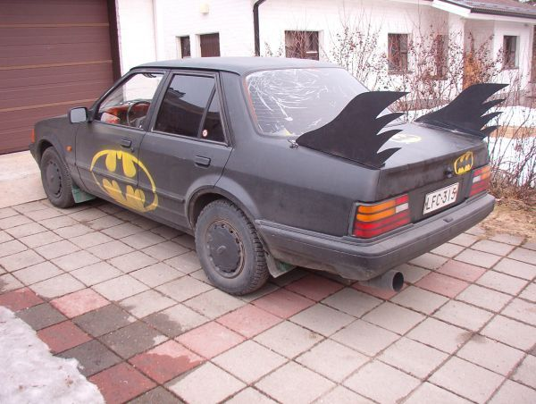 batmobile car mod image