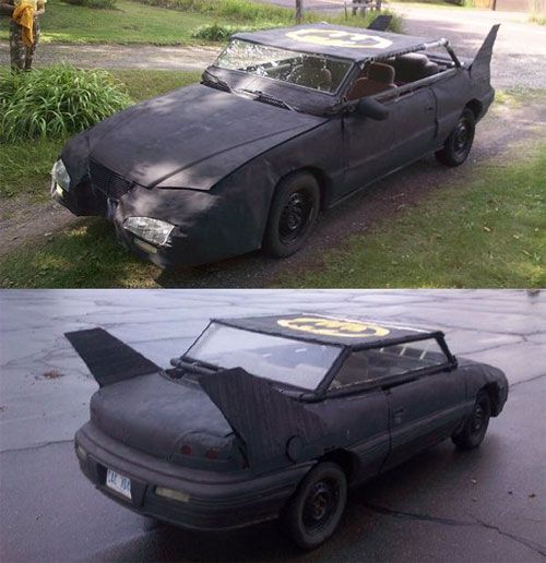 batmobile remake worst image