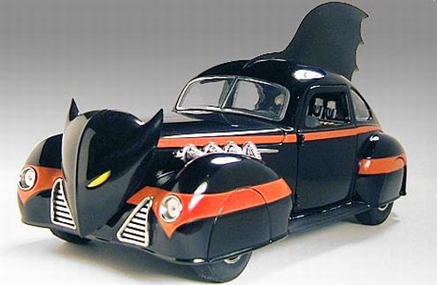 batmobile vw beetle